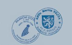 Razítka - RNDr. Martin Vůjta (daňový poradce), bilanční účetní